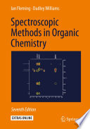Spectroscopic Methods In Organic Chemistry Book PDF