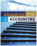 Advanced Accounting  5th Edition Book