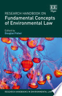 Research Handbook On Fundamental Concepts Of Environmental Law