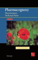 "Pharmacognosy, Phytochemistry, Medicinal Plants (2e ed. - retirage broch"")"