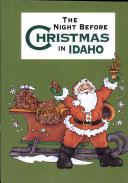 The Night Before Christmas in Idaho Book