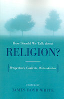 Pdf How Should We Talk about Religion?