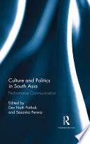 Culture And Politics In South Asia