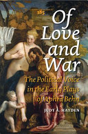 Of Love and War Book