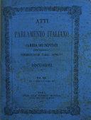 Atti del Parlamento italiano Camera dei deputati, sessione del 1876-1877, 13. legislatura