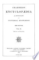 Chambers  Encyclop  dia