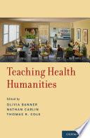 Teaching Health Humanities
