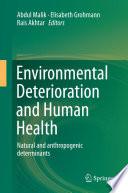 Environmental Deterioration And Human Health Book PDF