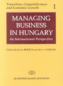 Managing Business in Hungary