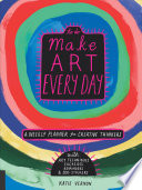Make Art Every Day Book
