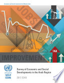 Survey of Economic and Social Developments in the Arab Region 2017 2018