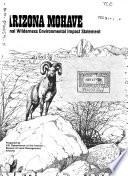 Arizona Mohave Wilderness Designation  AZ NM