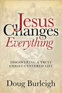 Pdf Jesus Changes Everything