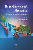 Three Dimensional Magnonics