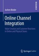 Online Channel Integration