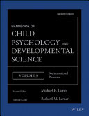 Handbook of Child Psychology and Developmental Science, Socioemotional Processes Pdf/ePub eBook