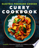 Electric Pressure Cooker Curry Cookbook