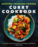 Electric Pressure Cooker Curry Cookbook