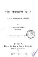 The deserted ship