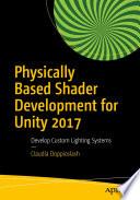 Physically Based Shader Development for Unity 2017