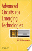 Advanced Circuits For Emerging Technologies Book PDF