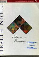 Health Notes Book