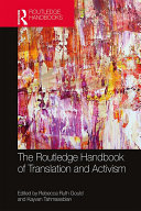 Pdf The Routledge Handbook of Translation and Activism Telecharger