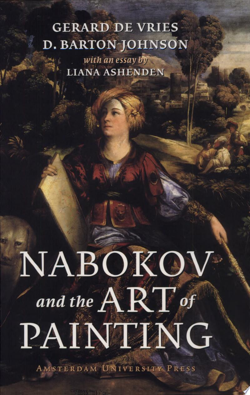 Vladimir Nabokov and the Art of Painting banner backdrop