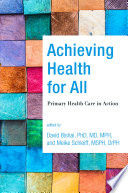 Achieving Health for All
