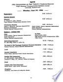 Rail Vehicle Crashworthiness Symposium