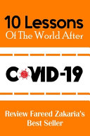 10 Lessons Of The World After COVID 19