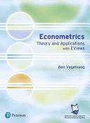 Cover of Econometrics