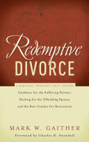 Redemptive Divorce Pdf/ePub eBook