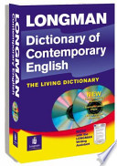 Longman Dictionary of Contemporary English 4th Edition Update 2005 Paper for Pack