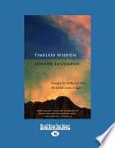 Timeless Wisdom Book PDF