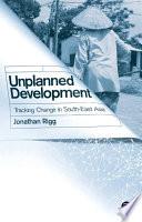 Unplanned Development Book