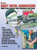 Ultimate Sheet Metal Fabrication Book  Black   White