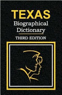 Texas Biographical Dictionary