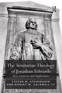 Pdf The Trinitarian Theology of Jonathan Edwards