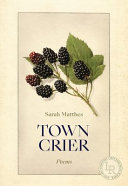 link to Town crier : poems in the TCC library catalog