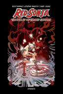 link to Red Sonja : the ballad of the red goddess in the TCC library catalog