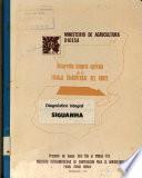 Desarrollo Integral Agrícola de la Franja Transversal del Norte. Diagnóstico integral SIGUANHA
