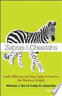 Zebras and Cheetahs