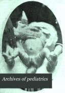 Archives of Pediatrics