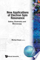 New Applications Of Electron Spin Resonance Book PDF
