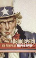 Democracy and America s War on Terror