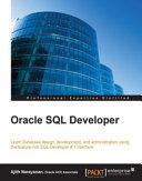 Pdf Oracle SQL Developer Telecharger