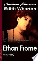 Ethan Frome  : American Literature
