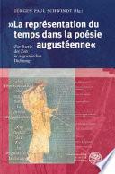 La représentation du temps dans la poésie augustéenne