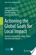 Actioning the Global Goals for Local Impact